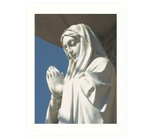 Our Lady of The Immaculate Conception Art Print