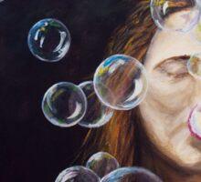 Wishing Bubbles Sticker