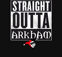 Straight outta Arkham Harley Quinn Women's Relaxed Fit T-Shirt