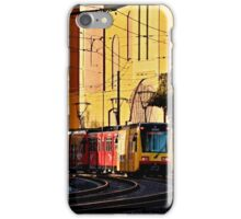 San Diego Trolley Series Downtown iPhone Case/Skin
