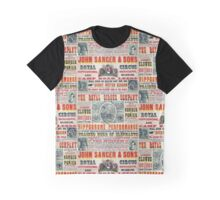 Royal Circus Poster Playbill Vintage Graphic T-Shirt
