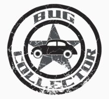 Bug Collector - STAR grey/blk by Benjamin Whealing