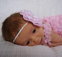 Baby Scarlett 10 Days Old by michellerena