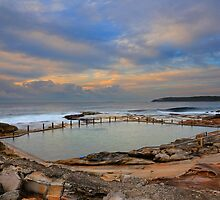 Mahon Pool at Sunrise by Cameron B