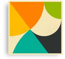 PYTHAGOREAN TRIAD (10) Canvas Print