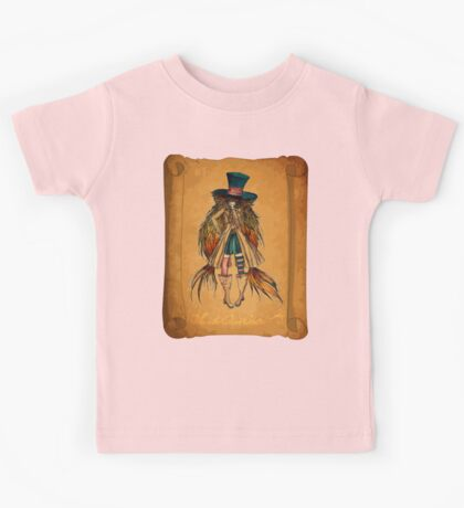 Who is the Mad Hatter ? Kids Tee