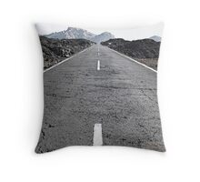 Nearly there Throw Pillow