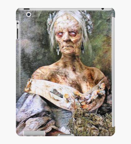 Zombie bride iPad Case/Skin