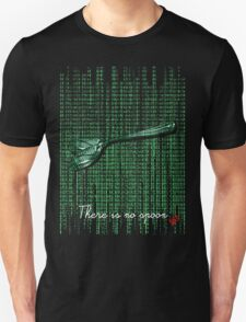 There is no spoon by neo T-Shirt
