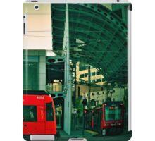 San Diego Trolley Series American Plaza iPad Case/Skin