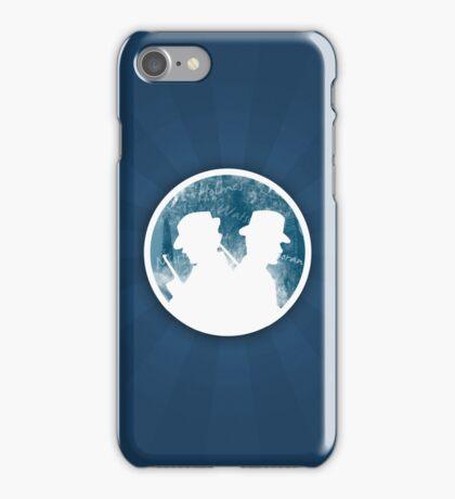 Victorian Sherlock Holmes iPhone Case/Skin