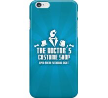 The Doctor's Iphone Shop iPhone Case/Skin