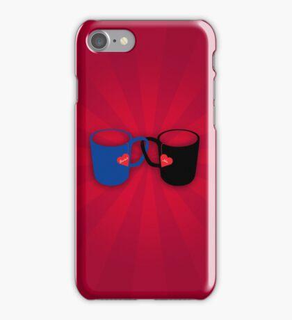 Cups iPhone Case/Skin