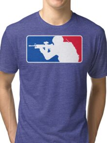 Major League Infantry Tri-blend T-Shirt