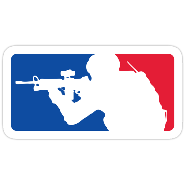 Major League Infantry by JamesHurrell