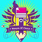 Weapon Of Choice by rosscocker