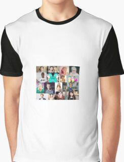 youtuber collage Graphic T-Shirt