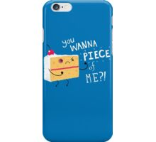 Angry Cake iPhone Case/Skin