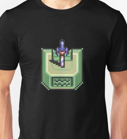 Master Sword Pedestal The Legend of Zelda Unisex T-Shirt