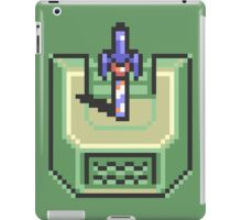 Master Sword Pedestal The Legend of Zelda iPad Case/Skin