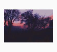 Lilac sky One Piece - Long Sleeve