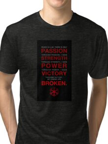 Code of the Sith Tri-blend T-Shirt