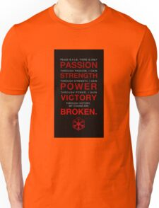 Code of the Sith Unisex T-Shirt