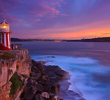 Hornby Lighhouse by Andi Surjanto