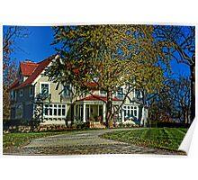Kansas City Luxury Home Poster