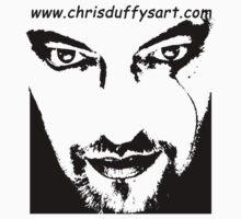 Chris Duffy Art Tee's by ChrisDuffyArt