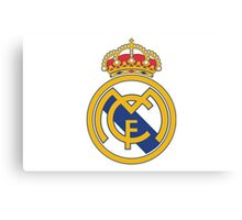 Real madrid SOCCER Canvas Print