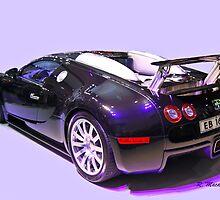 Bugatti Veyron by Ron Macdonald