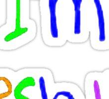 I'm Special Sticker