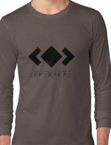 MADEON ADVENTURE LOGO BLACK Long Sleeve T-Shirt
