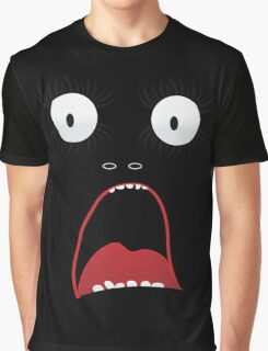 Funny surprised lady Graphic T-Shirt