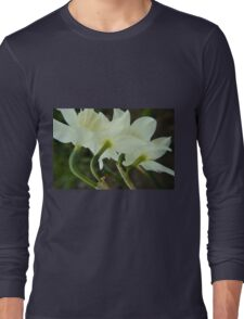 A collection of rising Daffodils Long Sleeve T-Shirt