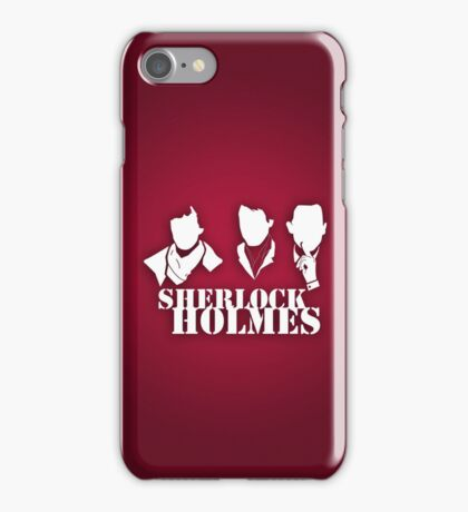Sherlock Iphone iPhone Case/Skin
