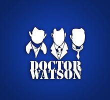 John Watson's Iphone by KitsuneDesigns