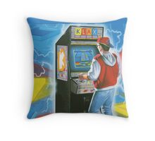 Awesome gamer Throw Pillow