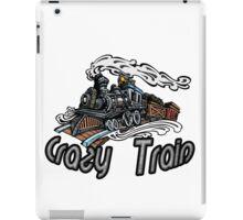Crazy Train iPad Case/Skin
