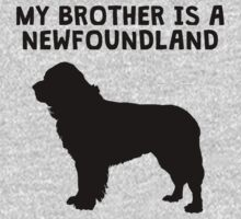 My Brother Is A Newfoundland One Piece - Long Sleeve