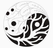 The living yin yang by monkeyrags