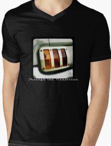Mustang TtV Mens V-Neck T-Shirt