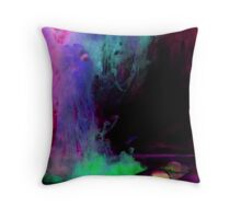 Love in the darkness Throw Pillow