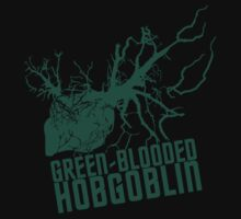 Green Blooded Hobgoblin by starkat