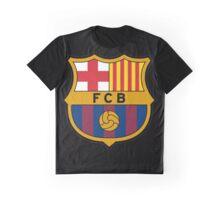 BARCELONA BARCA Graphic T-Shirt