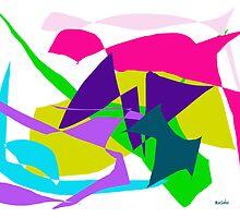 World Map  by masabo