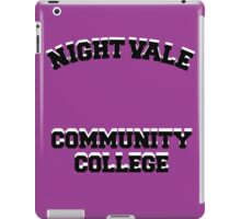 Welcome To Night Vale - Night Vale Community College Design iPad Case/Skin