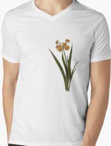 Wild Jonquil Mens V-Neck T-Shirt