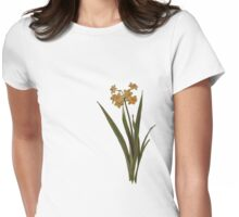 Wild Jonquil Womens Fitted T-Shirt